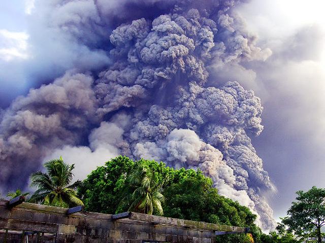 Ini Dampaknya Jika Ribuan Gunung Berapi Meletus Bersamaan